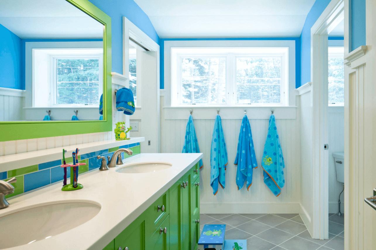 Kids Master Bathroom Ideas