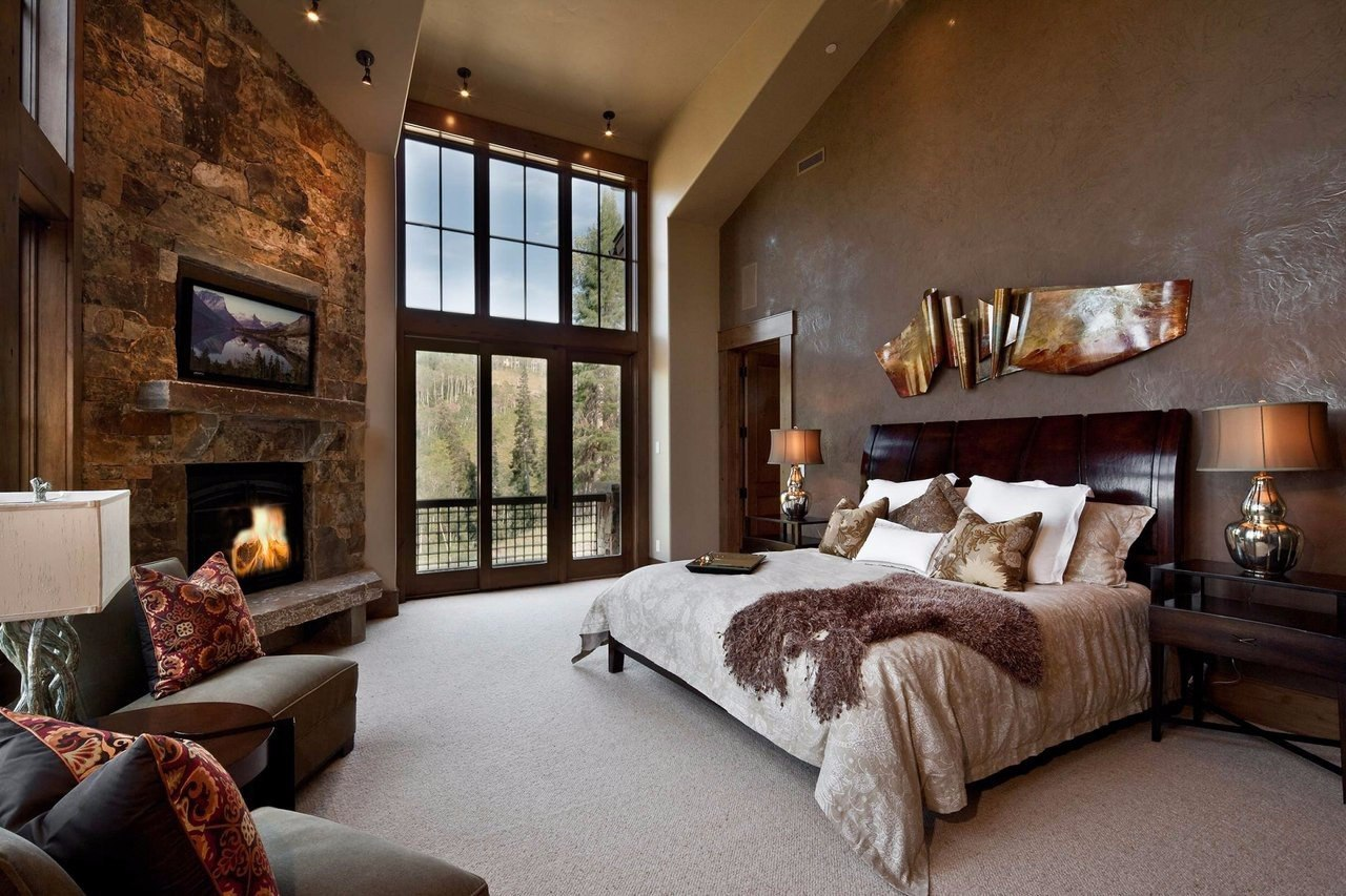 Rustic Mens Bedroom Ideas
