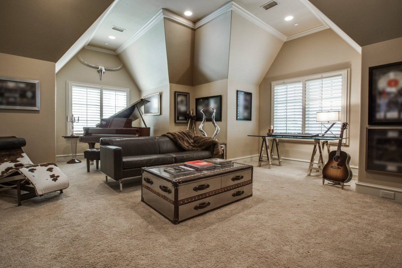 Music Bonus Room