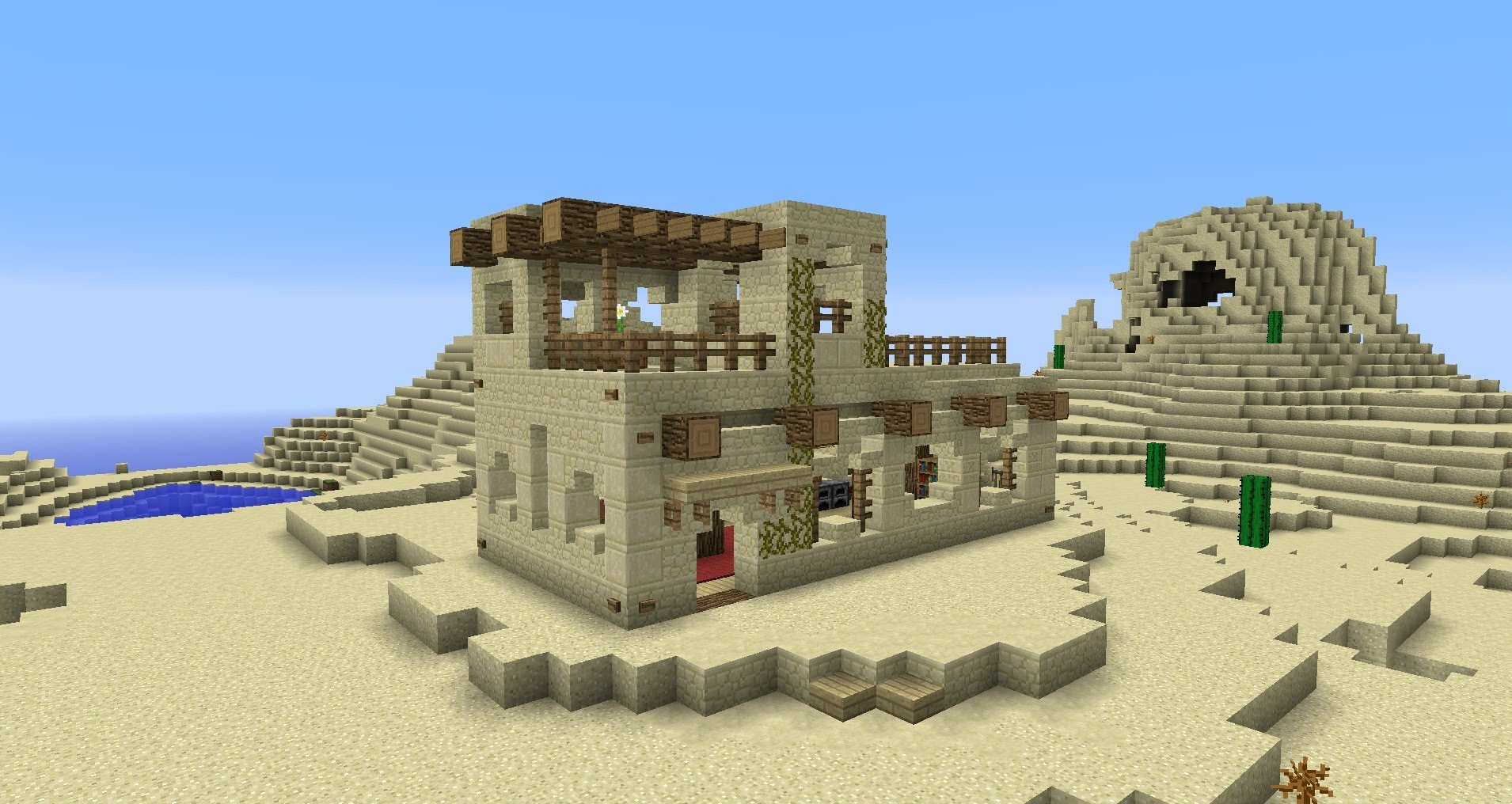 Minecraft Christmas Houses.22 Cool Minecraft House Ideas Easy For Modern And Survival