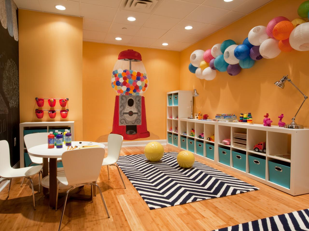 Playroom Bonus Ideas