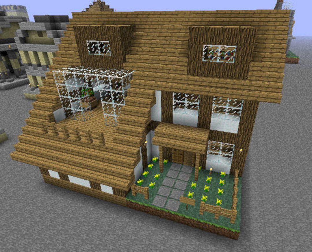 Minecraft Decorative House Ideas
