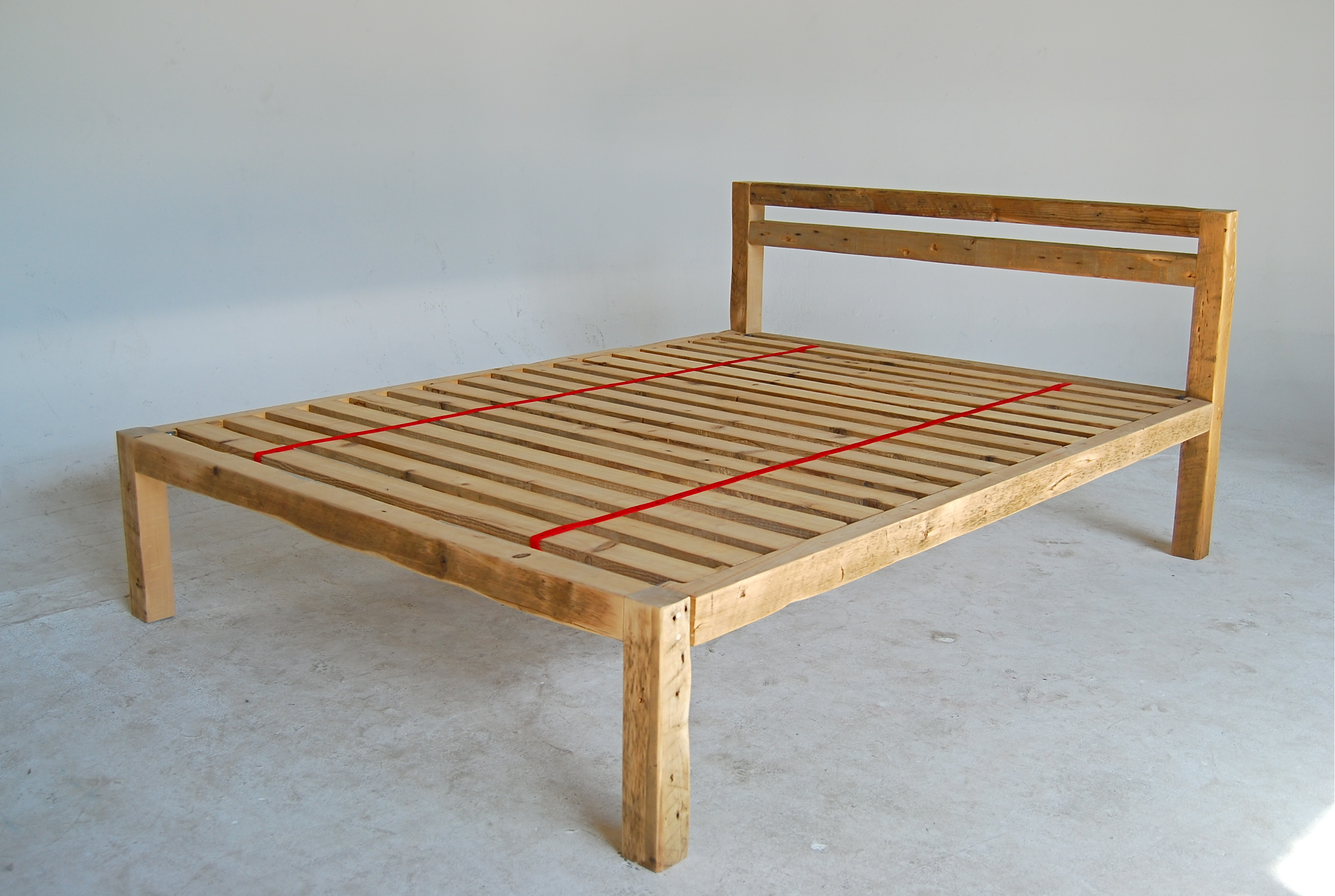 DIY Bed Frame Plans