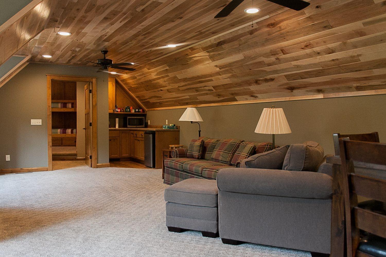 Bonus Room Above Garage