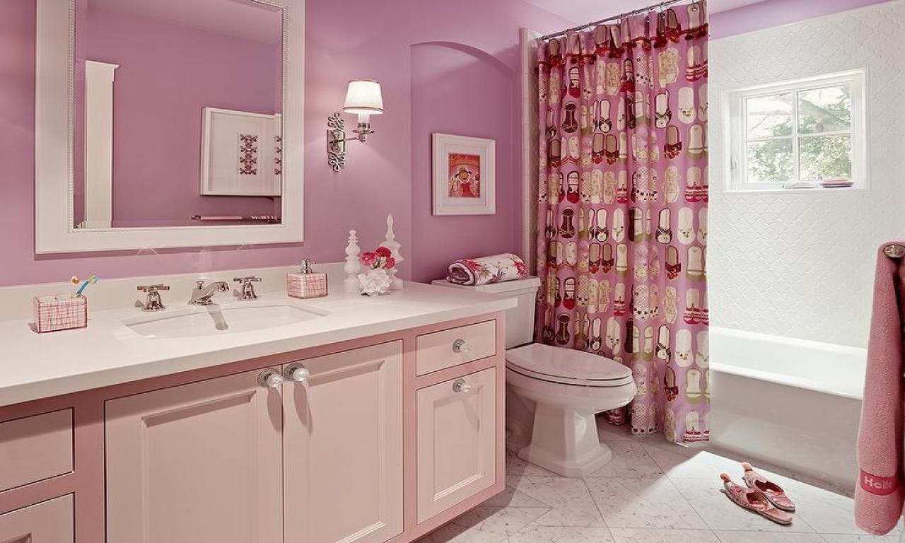 Girly Master Bathroom Ideas