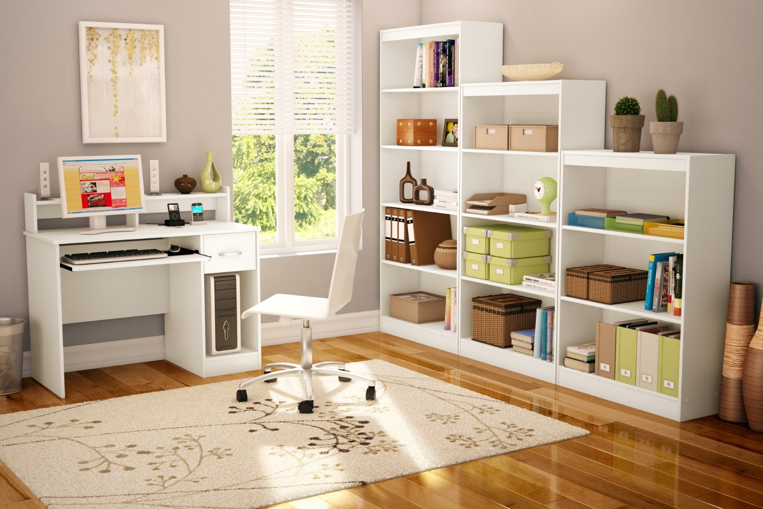 Study Bonus Room Ideas