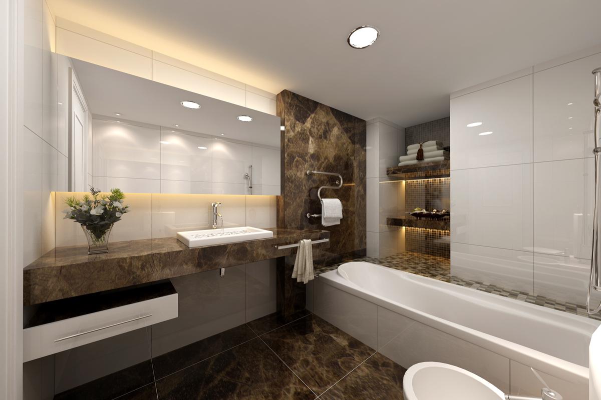 Easy master Bathroom Ideas
