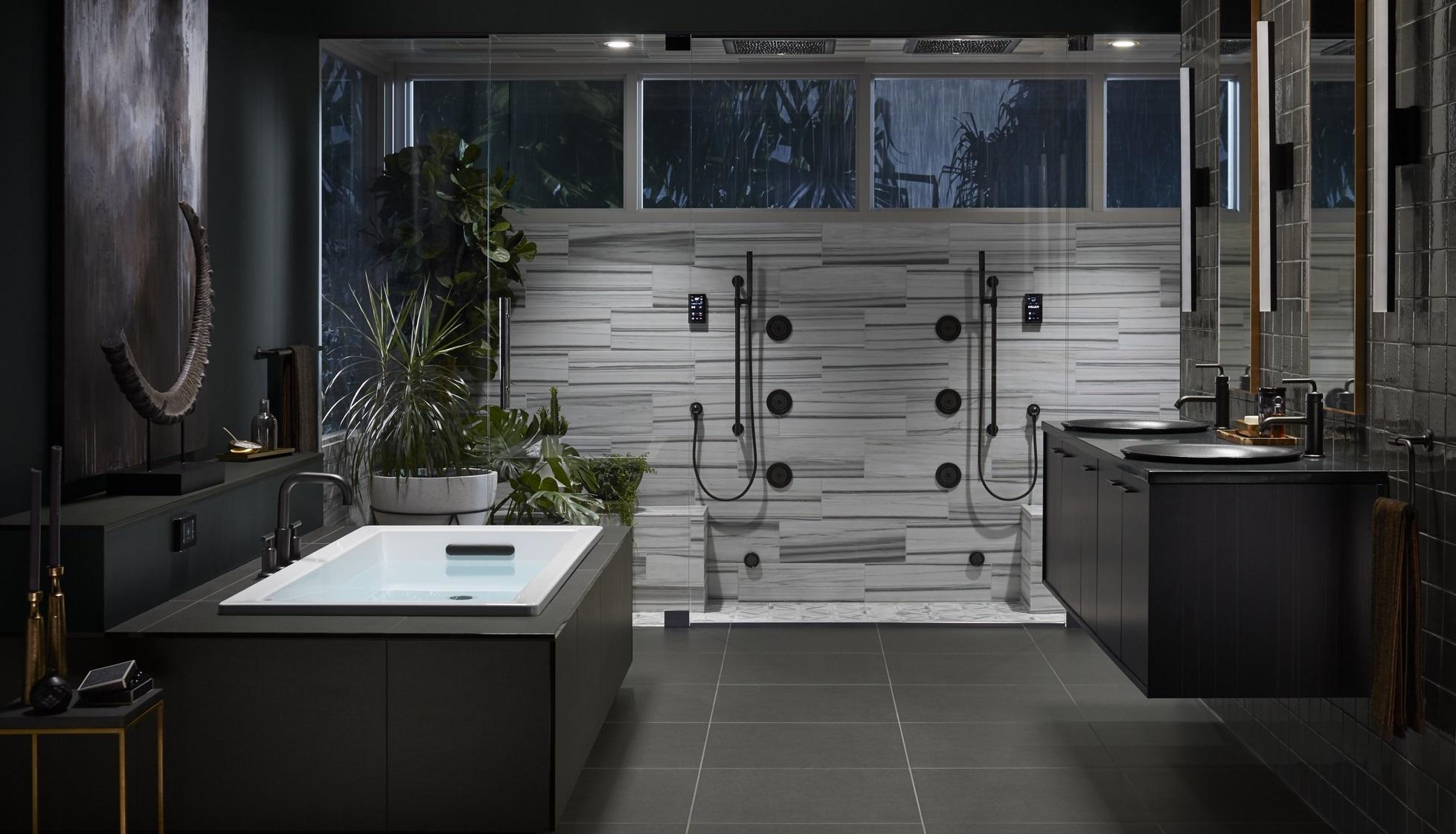 Master Bathroom Ideas On A Budget (Simple & Modern) #22
