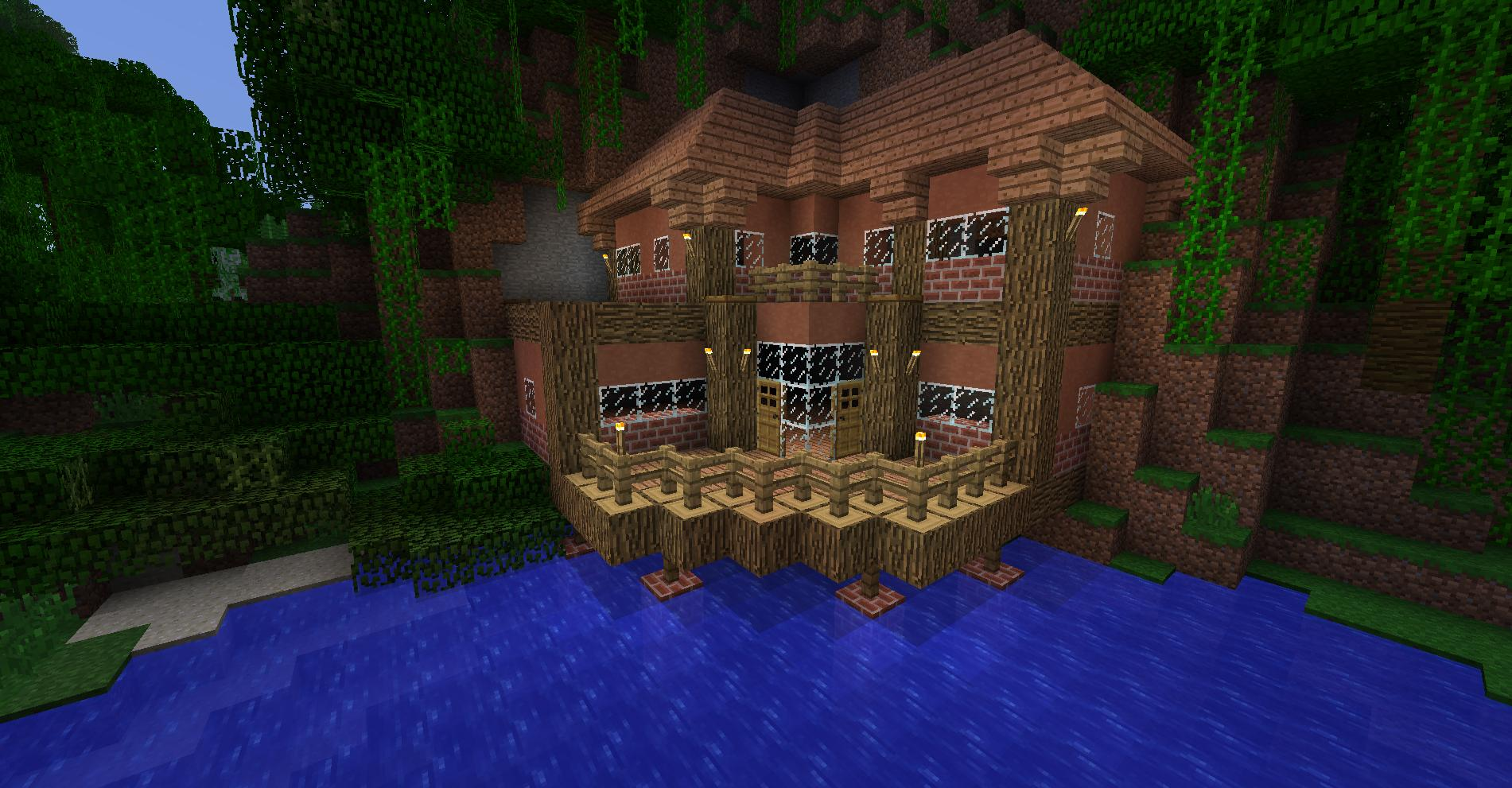 22 Cool Minecraft House Ideas Easy For Modern And