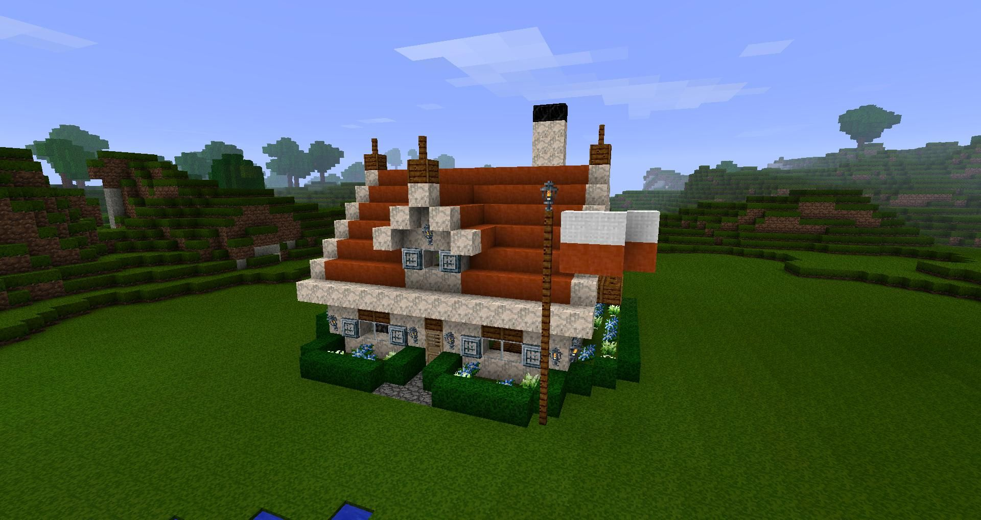 fc128ae5b5d965f9f8d757fada6df6b1 - 42+ Easy Cool Small Minecraft House Designs Pictures