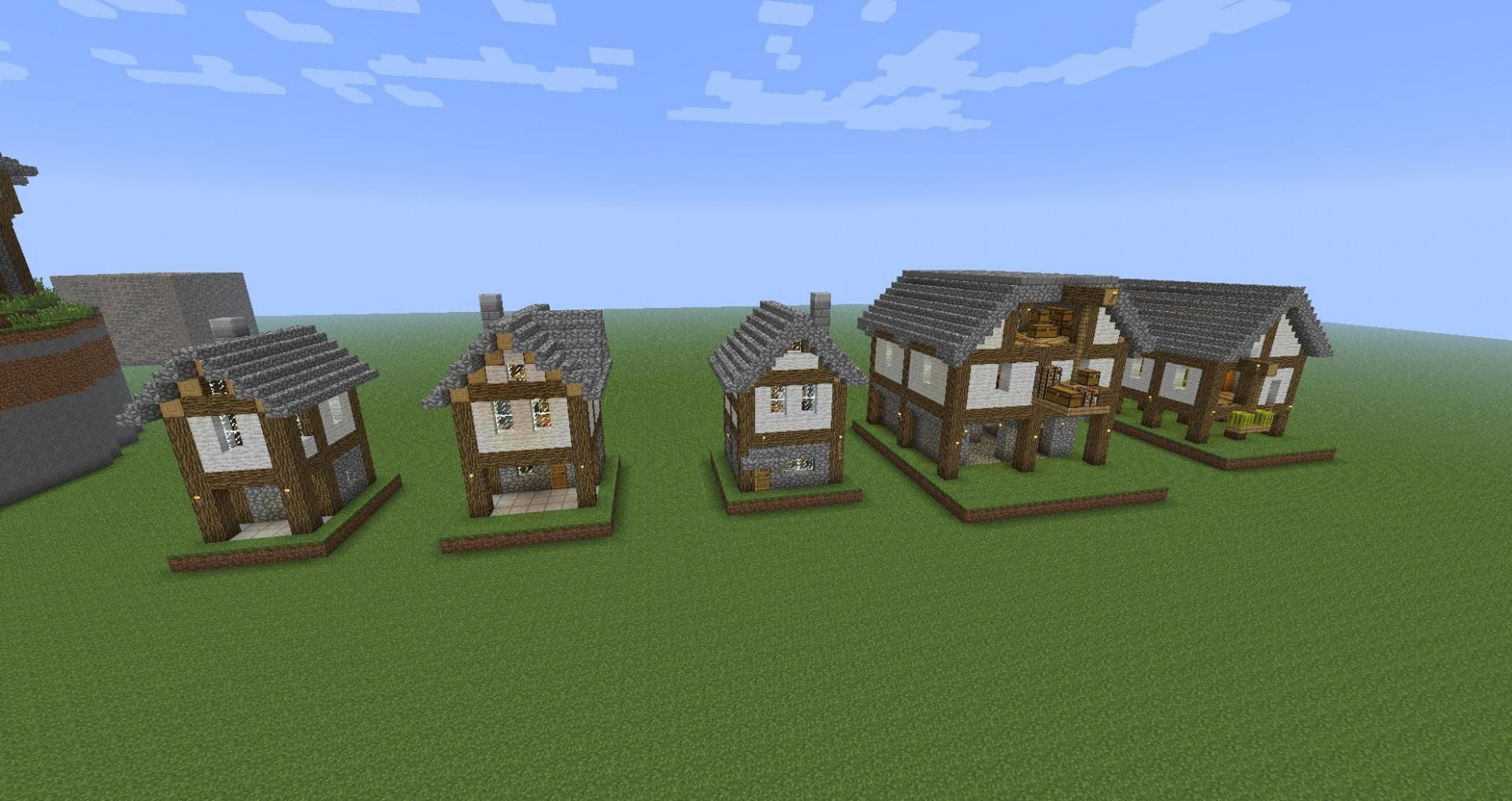 gorgeous water fountain ideas for minecraft the evolution of minecraft houses minecraft of water fountain ideas for minecraft - Download Small Village House Design Minecraft  Pics