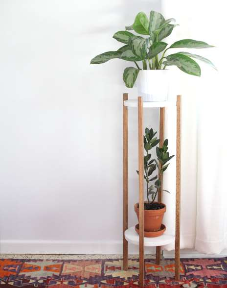 Best Standing Planter two