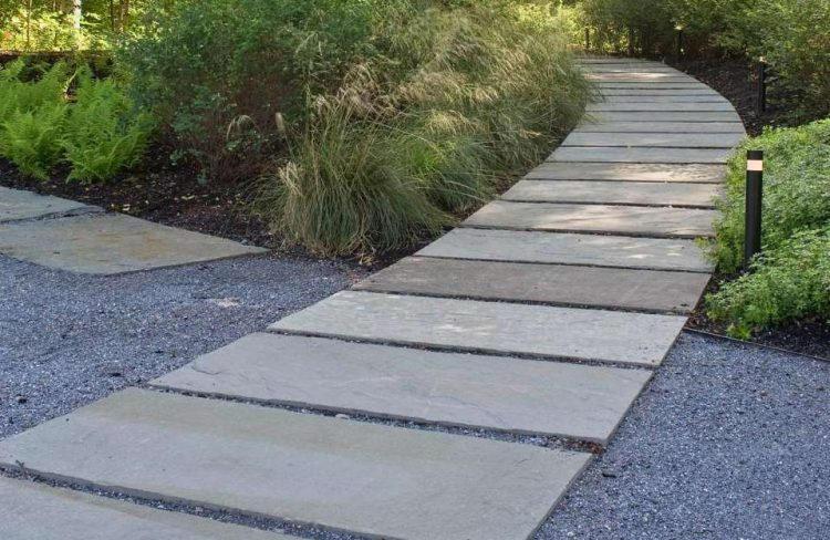 Blocks of Stone paving ideas