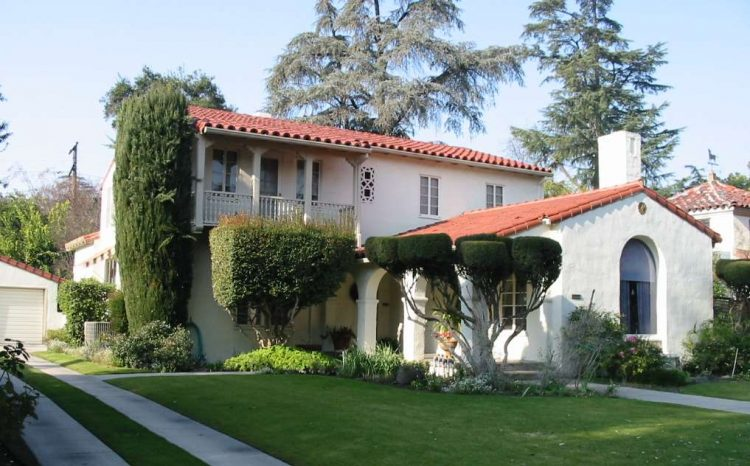 Classical Spanish Style Home