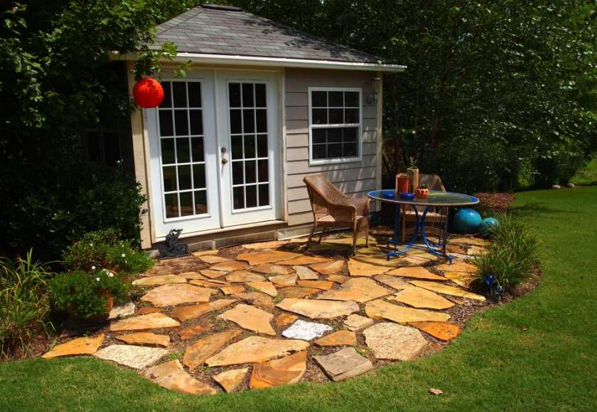 Cozy Nook paving ideas