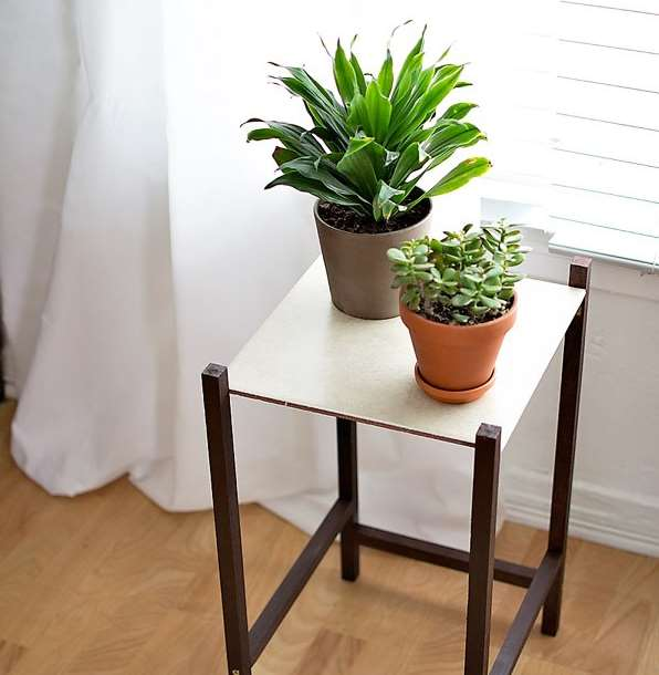 DIY Plant Stand Ideas 2017