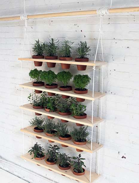 DIY Plant Stand Ideas unique