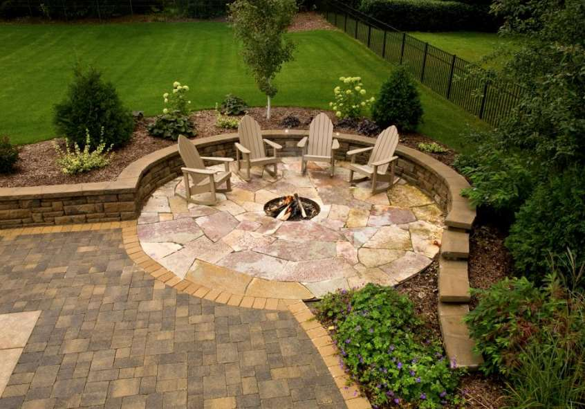 Focal Point paving ideas