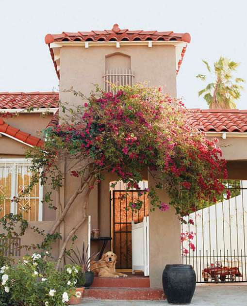 Home Tour: Spanish-Style Home