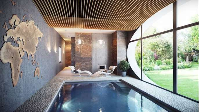 Hotels With Indoor Swimming Pools