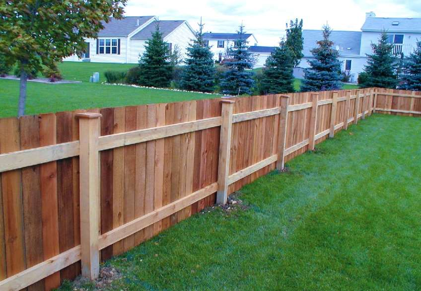 Inexpensive DIY Fence Options