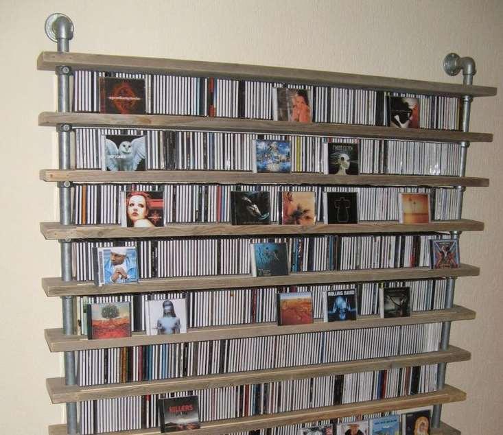Invest in an attractive DVD organizer