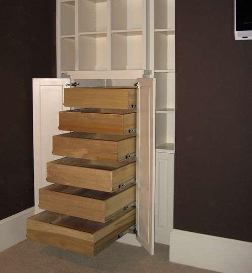 MeidMedia Room Cabinets