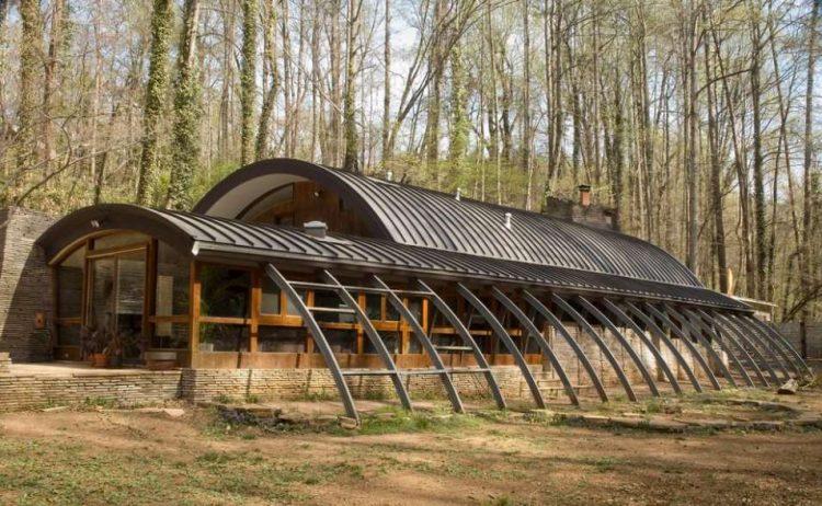 Modern Quonset Hut Homes