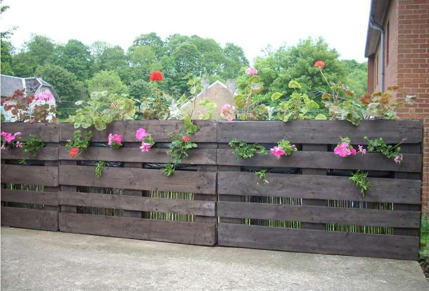 Pallet Fence ideas