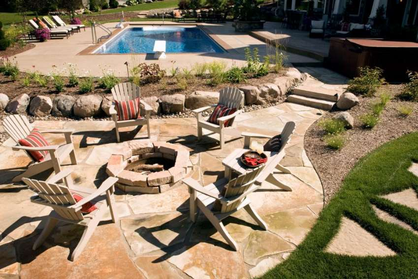 Party-Worthy Backyard