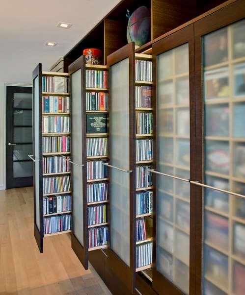 Dvd Shelf Ideas 15+ unique stylish cd and dvd storage ideas - simply home