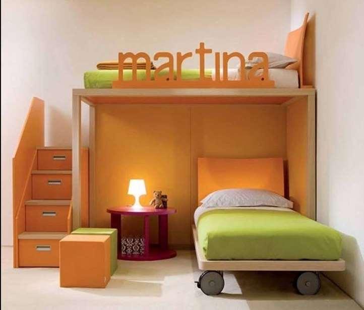 Platform Bed With Storage kids