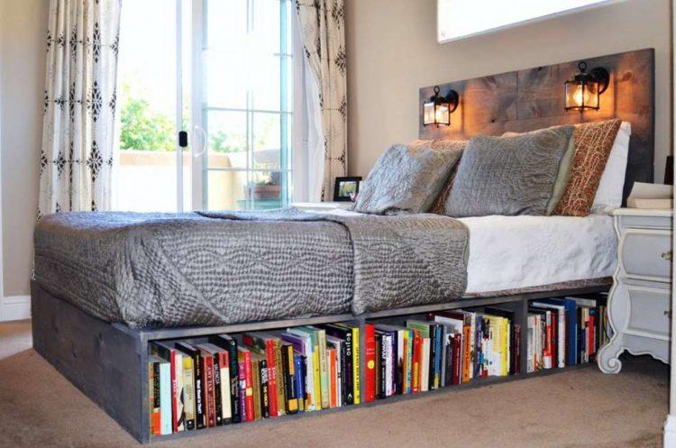 Platform Bed With Storage (5)