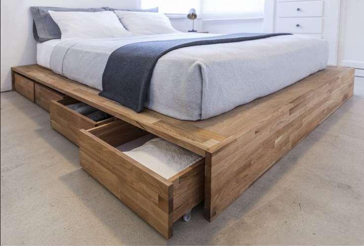 Platform Bed With Storage (6)