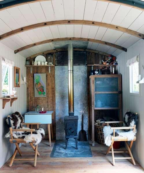 Quonset Hut Homes model
