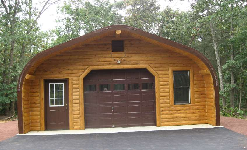 Quonset Hut Homes p model