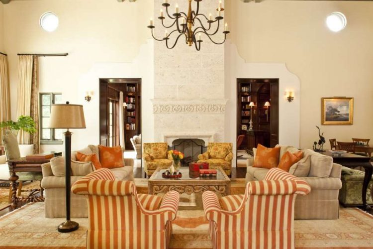 Refined Spanish Style Home