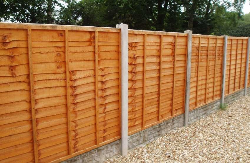 Prefab Fence