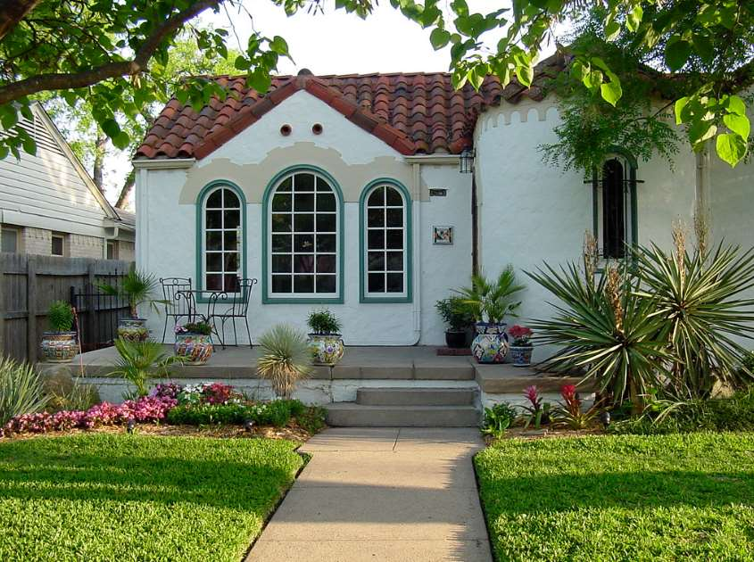 Spanish Style Homes - Spanish home design