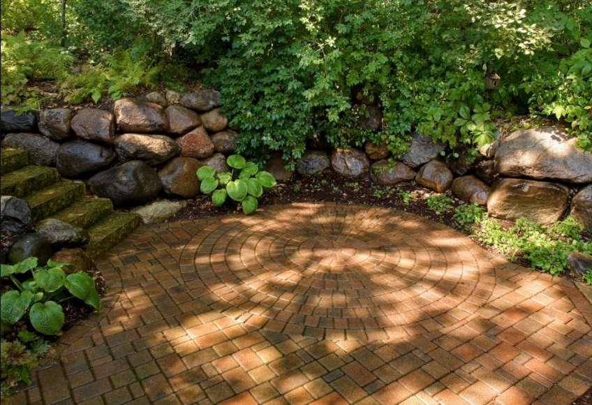 Sweet Spot paving ideas