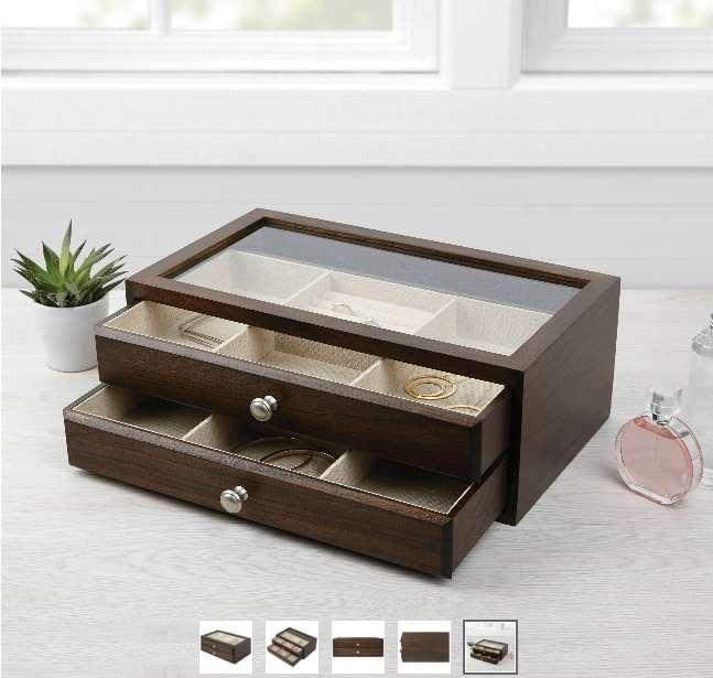 Target Jewelry Box
