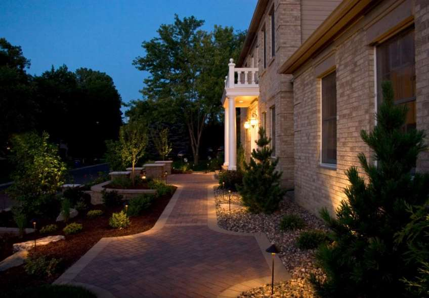 Wonderful Walkway paving ideas