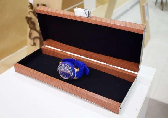 Mens Jewelry Box clock