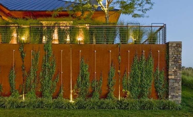 beautiful garden fence panels