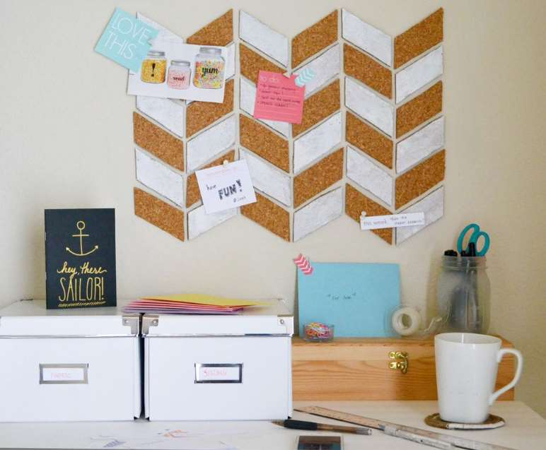 best cork board ideas
