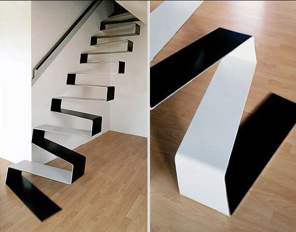creative staircases ideas