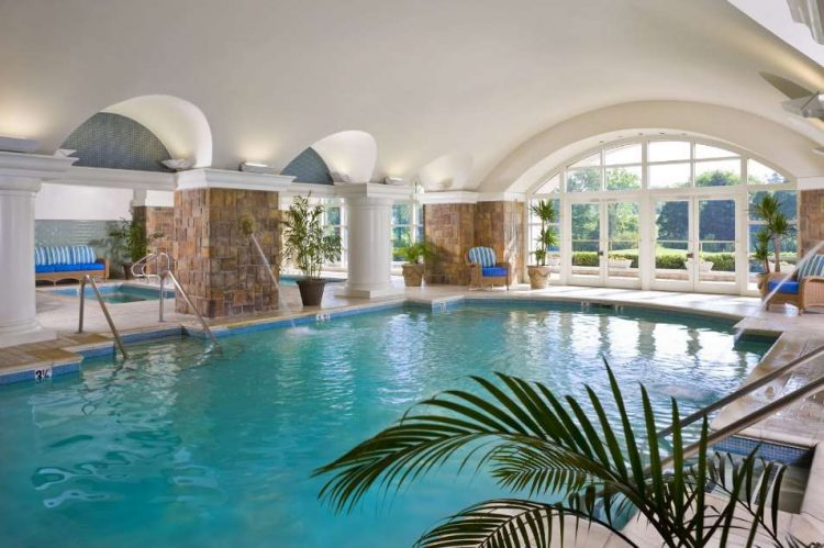 50 indoor swimming pool ideas for your home amazing for Pool design utah