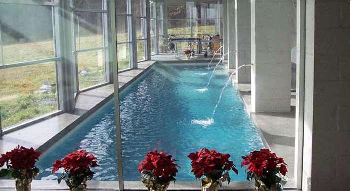 indoor swimming poll design