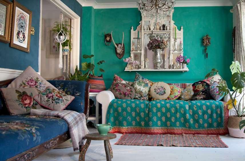 interior design portfolios examples