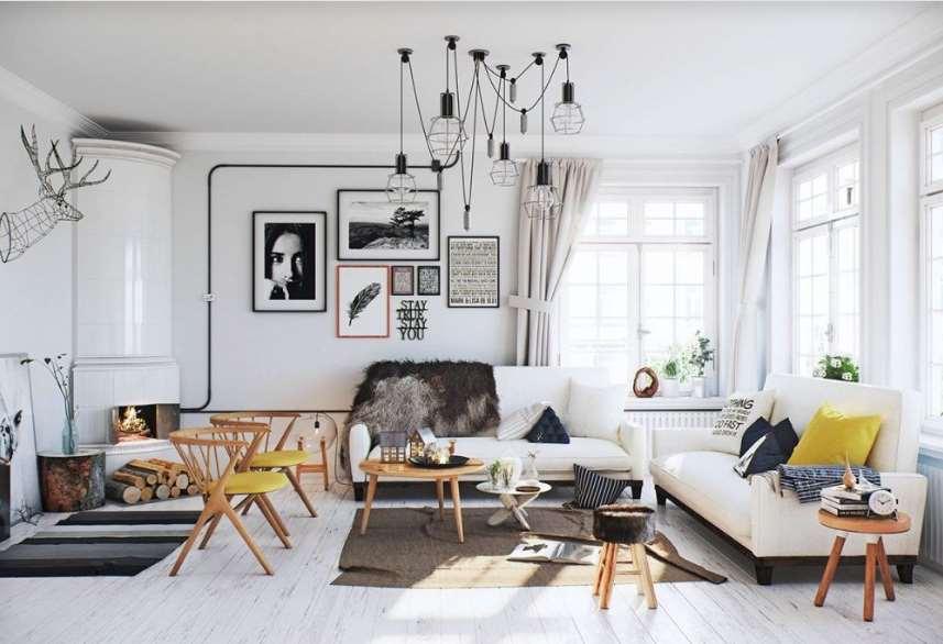 interior living room portfolio
